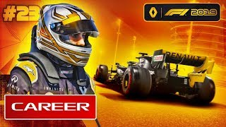 F1 2019 Career Mode Part 23: Power Upgrades