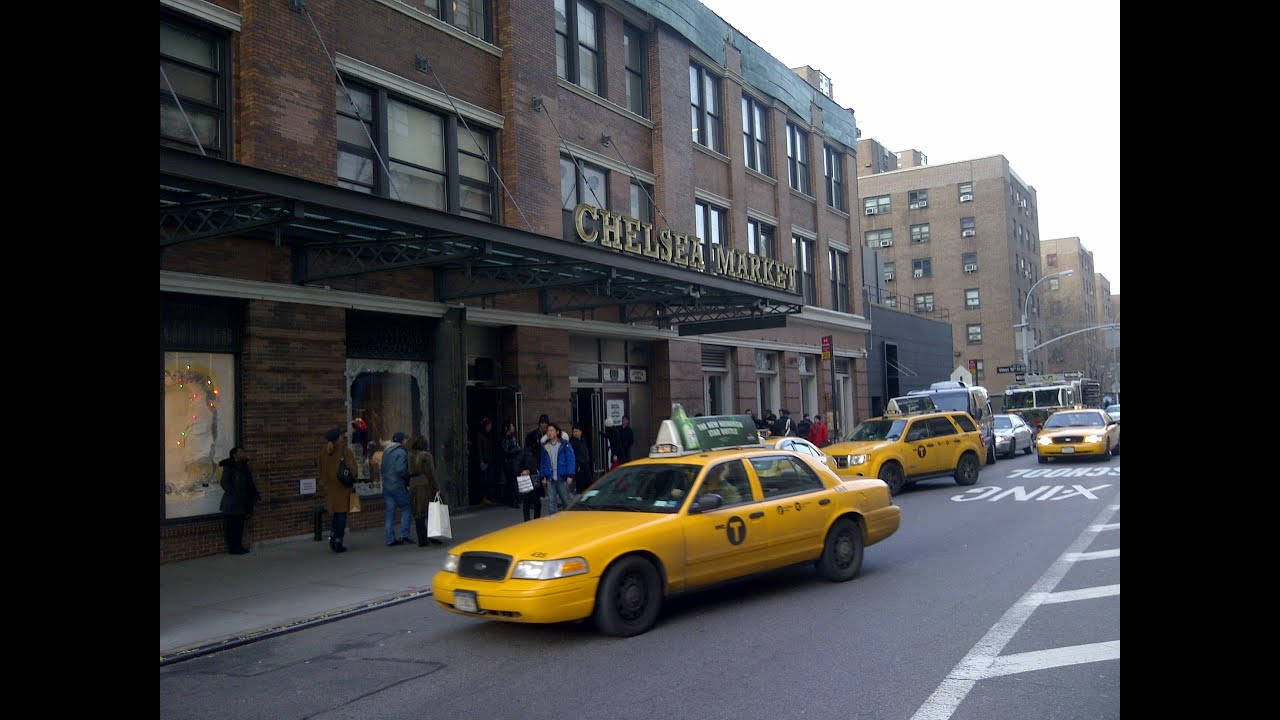 Nyc Meatpacking District