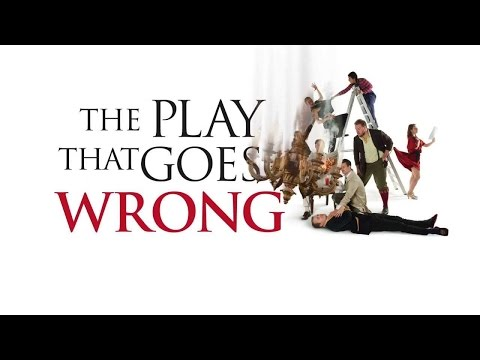An Exclusive Announcement From The Play That Goes Wrong