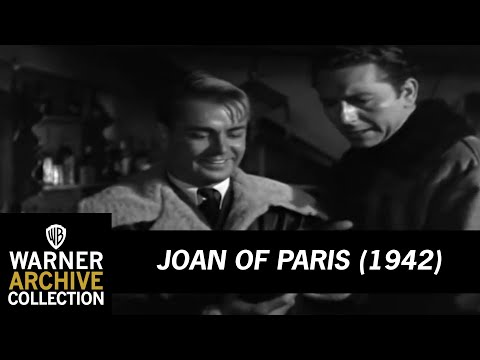 Joan of Paris (Preview Clip)