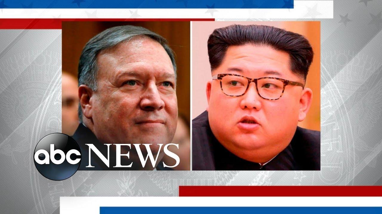 Secretary of State nominee met with Kim Jong Un: Officials