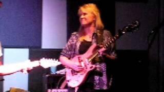 "Greg Howe & Jennifer Batten Cover ""Led Boots"" Tone Merchants 1-16-09"