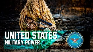✪ United States Military Power │2015 ✪