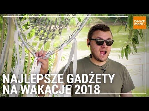 Najlepsze Gadżety Na Wakacje 2018 + KONKURS