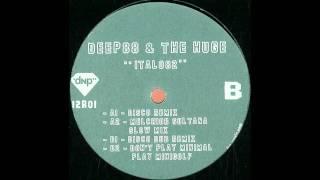 Deep88 feat The Huge - Italo82 - Disco Dub Remix