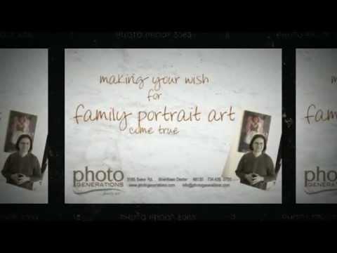 Ann Arbor Family Portraits | Family Photographer | Generational Photography
