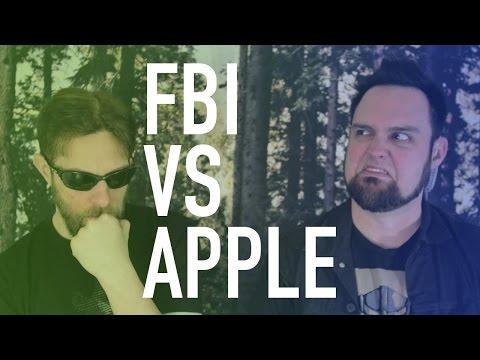 FBI VS APPLE: It's a Massive PR Stunt - We Go In-Depth in This Rant:30