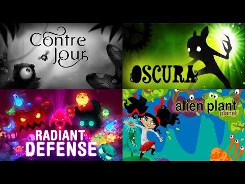 Лучшие психоделические Android игры, с супер графикой и музыкой