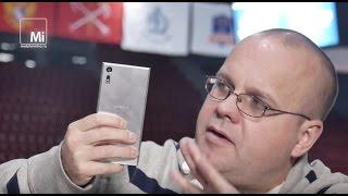 Sony Xperia XZ. 3 уровня впечатлений.