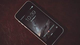 Краткий обзор Texet TM-4182 IX-Mini или копия Iphone 5C,а так же что можно купить за 80$