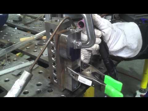 Tips for Tig Welding Stainless Steel using Pulse Settings