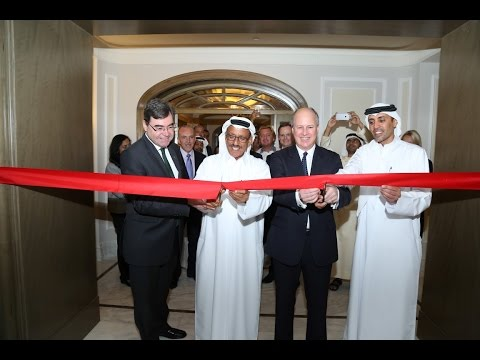 Debut of the Sir Winston Churchill Suite at The St. Regis Dubai, Al Habtoor City