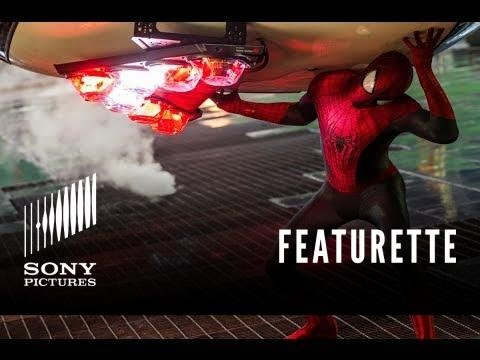 The Amazing Spider-man 2 Featurette: Becoming Peter Parker video