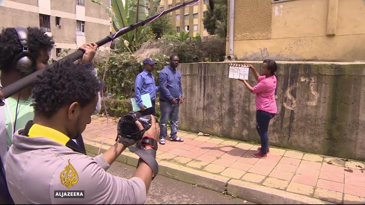 Ethiopia's film industry gains ground