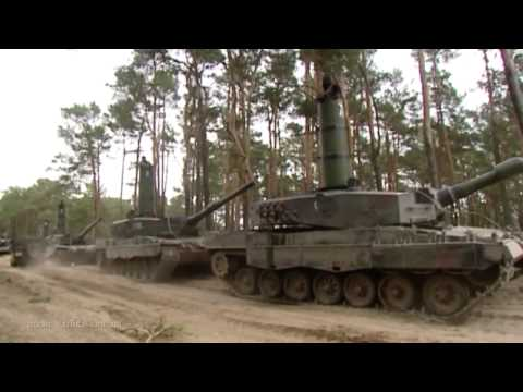 Leopard - pancerna pięść polskiej armii - Twardy reset