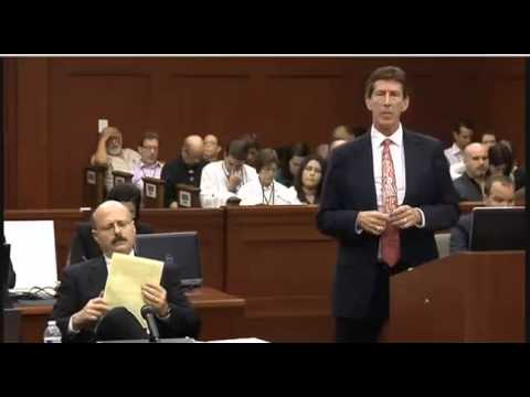 George Zimmerman Trial - Day 5 - Part 1