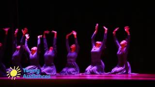 Young Audiences' Contemporary Modern Dance (Lincoln Elementary)
