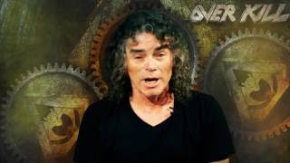 OVERKILL - Rock Against Dystrophy (The Grinding Wheel Interview #2)