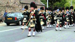 download lagu Band Of The Kings Own Scottish Borderers gratis