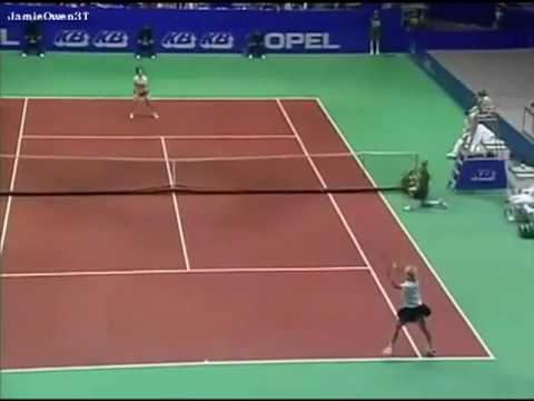 Martina Hingis vs Jana Novotna 1998 Fed Cup Highlights