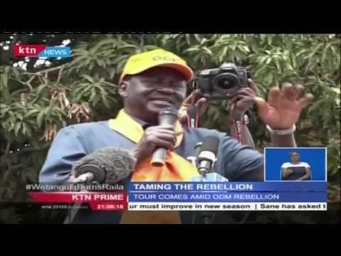 Wetangula dismisses any possibility of Raila winning presidency in Kenya