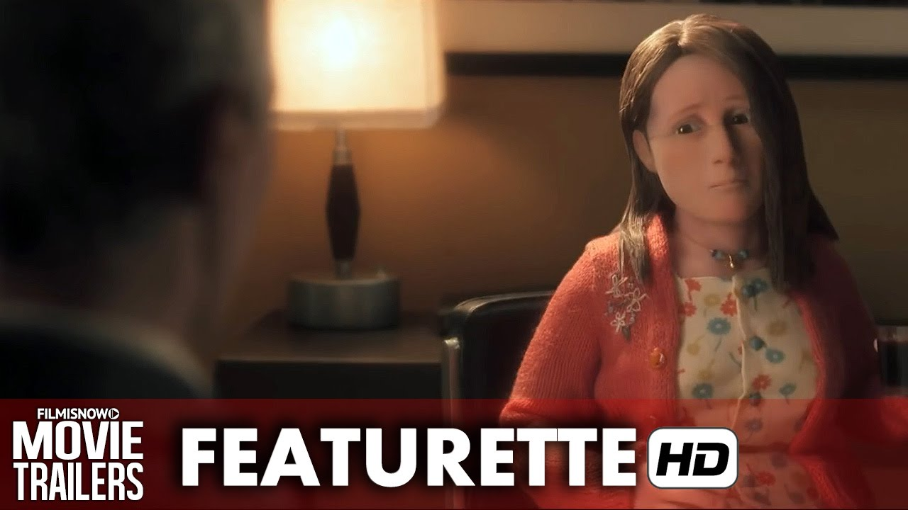 ANOMALISA Featurette 'Meet Lisa' - Charlie Kaufman and Duke Johnson [HD]