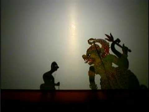 Wayang Kulit - Buah Nangka (part1) video