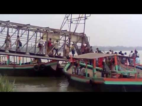 Kolkata Ganga Ghat Video video