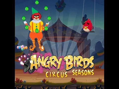 Angry BIrds Season Circus ? .