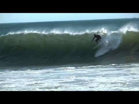 Rincon Goes Off! April Fool's Superswell