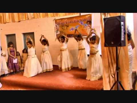 Cork Onam 2011 Shivadam Dance video