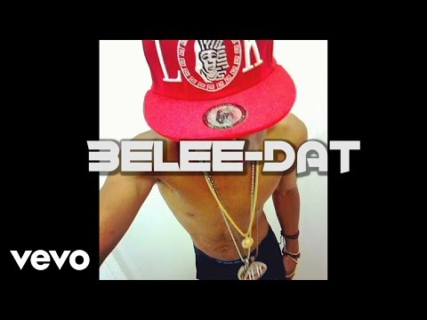 BeLee-DAT - Up On Her (Lyric Video) ft. Chris Knight