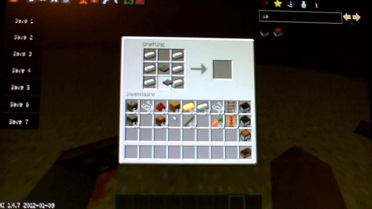 Tuto Minecraft Les Moyens de