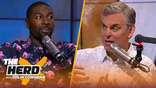 Browns struggles isn't all on Baker, talks Kyler Murray, Cam & more — Greg Jennings | NFL | THE HERD