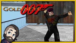 Control, Caverns, & Cradle ▶ GoldenEye 007 Secret Agent Gameplay 🔴 Part 17