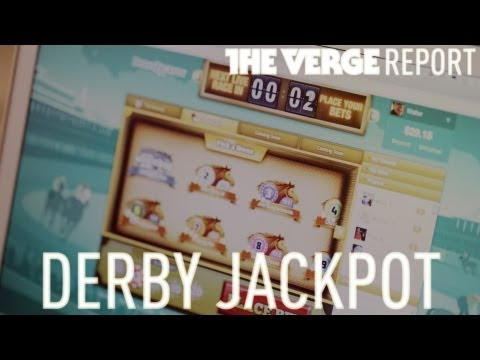 Derby Jackpot: is horse racing the new online poker?