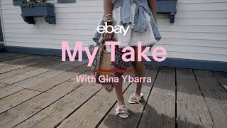 eBay | My Take with #GinaYbarra | 3 Beach Bag Must-Haves for Summer