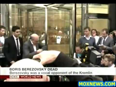 Russian Billionaire And Critic Of Vladimir Putin, Boris Berezovsky Found Dead