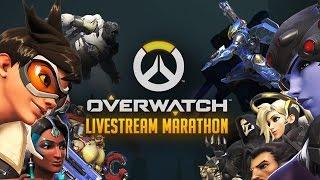 Overwatch Livestream Marathon! - Part 1