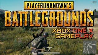 PubG Xbox One X Live Gameplay
