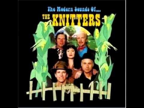 Knitters Silver Wings