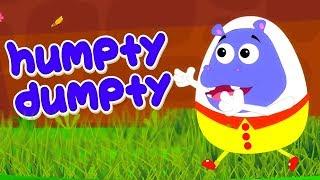 Humpty Dumpty Sat Trên Tường | Vần Điệu Trẻ Cho Trẻ Em | Humpty Dumpty | Preschool Vietnam