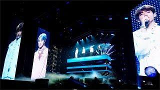 BTS IN PARIS LOVE YOURSELF TOUR 2018/10/20 (fancam)