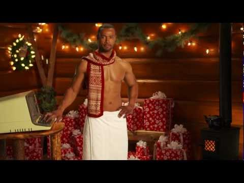 Old Spice MANta Claus | Day One Progress Report