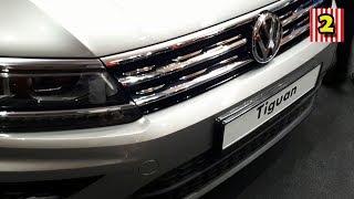 Volkswagen Tiguan with 1.4 TSI 2019 Malaysia Walk Around | Volkswagen Malaysia