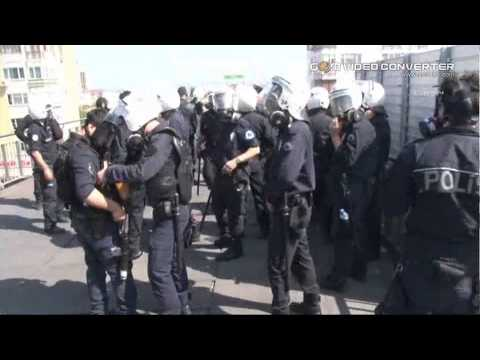 Turkish Police Clash With May Day Rallies video