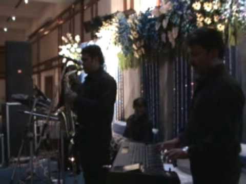 yahi woh jagah hai - Instrumental (saxophone) Vikas Gautam