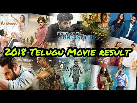 2018 Telugu movies Result | Hit or Flop Tollywood