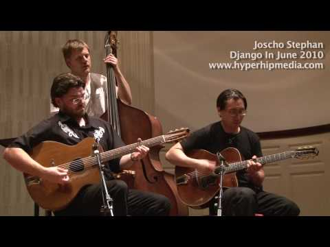 Joscho Stephan and Friends - World is Waiting for the Sunrise