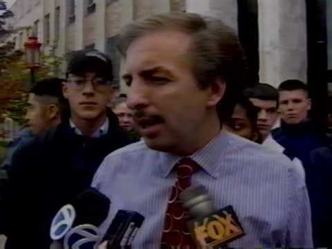 Bishop Ford Central Catholic High School 500 19th Street, Brooklyn NY 1993 News Coverage